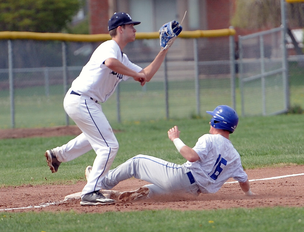 . Eisenhower beat Dakota 6-4 on May 14, 2018. MACOMB DAILY PHOTO GALLERY BY DAVID DALTON