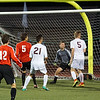 Ford hosted Chippewa Valley in boys soccer Monday night and ended with a final score of 3-3. (MIPrepZone photo gallery by Jon Kohlmann).