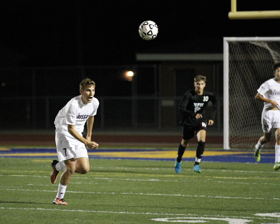 . Ford defeated Fraser 1-0 in a MAC Red Division soccer match played Monday, Oct. 9. The Macomb Daily photo gallery by George Spiteri.