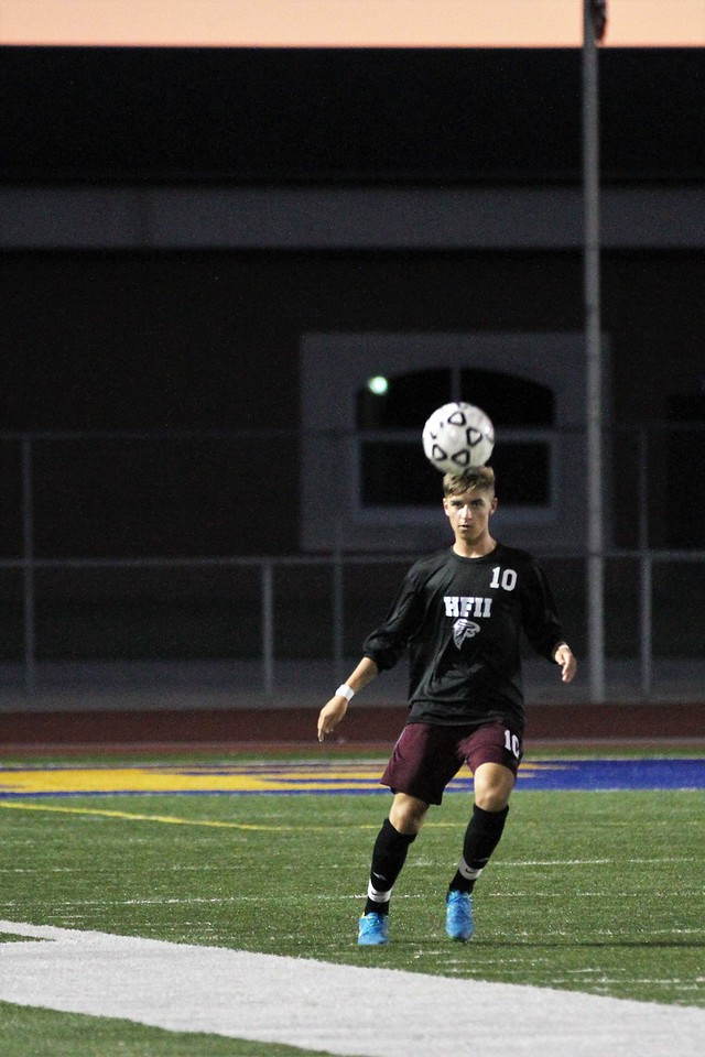 Ford defeated Fraser 1-0 in a MAC Red Division soccer match played Monday, Oct. 9. The Macomb Daily photo gallery by George Spiteri.