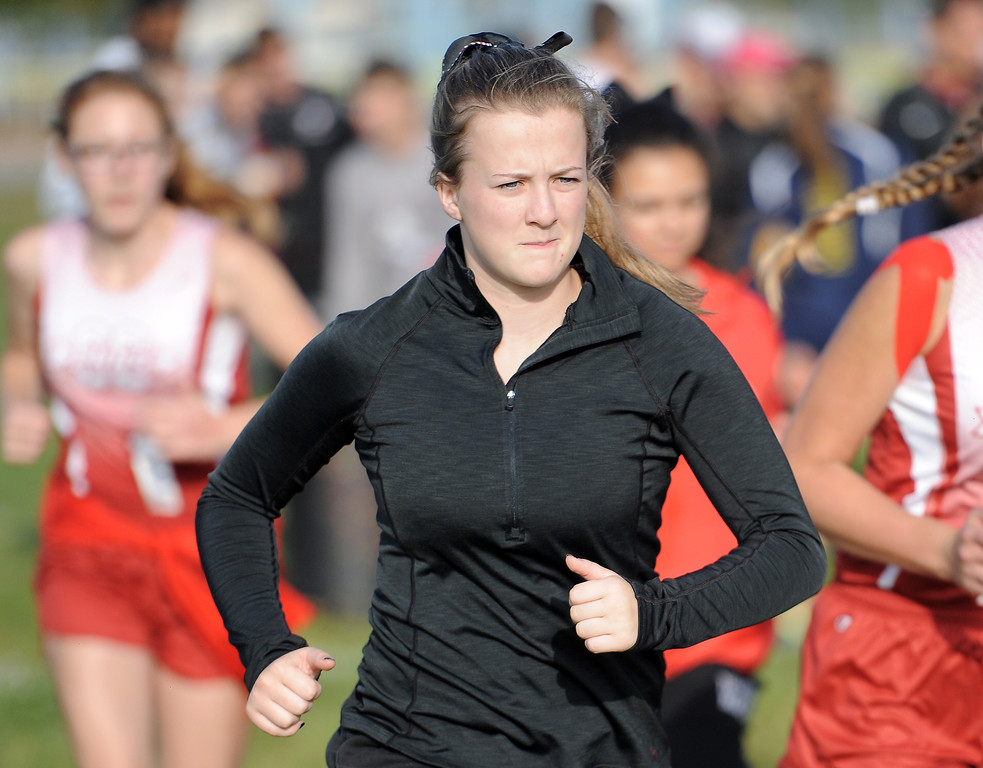 . Cross country at Lake St. Clair Metropark on October 21, 2017.  THE MACOMB DAILY PHOTO GALLERY BY DAVID DALTON