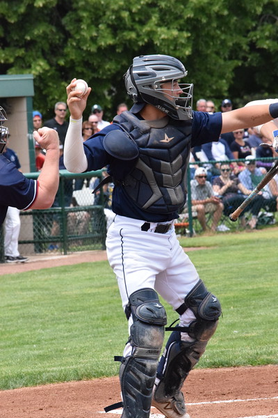 Grosse Pointe South beat Dakota, 9-1, to win a Division 1 baseball state quarterfinal on June 12, 2018. THE MACOMB DAILY PHOTO GALLERY BY CHUCK PLEINESS
