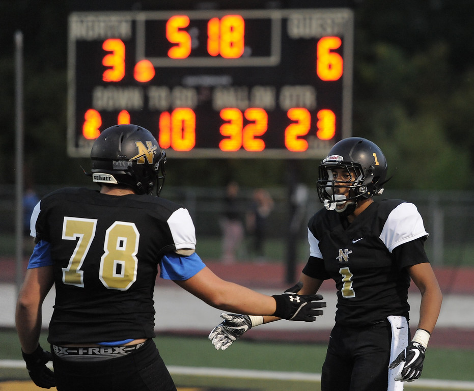 . L\'Anse Creuse North vs Fraser on September 15, 2017. THE MACOMB DAILY PHOTO GALLERY BY DAVID DALTON