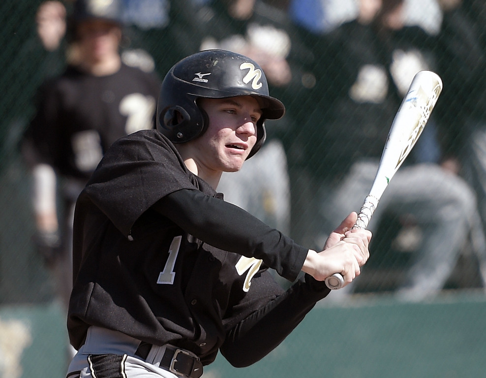 . L�Anse Creuse North defeated L�Anse Creuse 14-4 on April 19, 2018. MACOMB DAILY PHOTO GALLERY BY DAVID DALTON