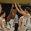 L'Anse Creuse North opened its season with a 46-35 victory over visiting St. Clair Thursday night. (MIPrepZone photo gallery by Jim Evans)