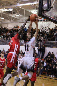 Lake Shore defeated host Utica 75-58 in a MAC Blue Division contest on January 11, 2019. (Photo gallery by Kevin Lozon)