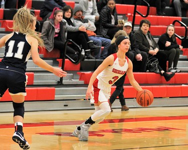 Marysville traveled to Lake Shore for a MAC Gold contest on January 7, 2019. Digital First Media photo gallery by George Spiteri.