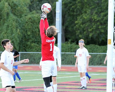 Lake Shore defeated Warren Woods-Tower 5-4 in a MAC Gold contest played at Lake Shore on Monday, October 2, 2017. Macomb Daily photo gallery by George Spiteri.