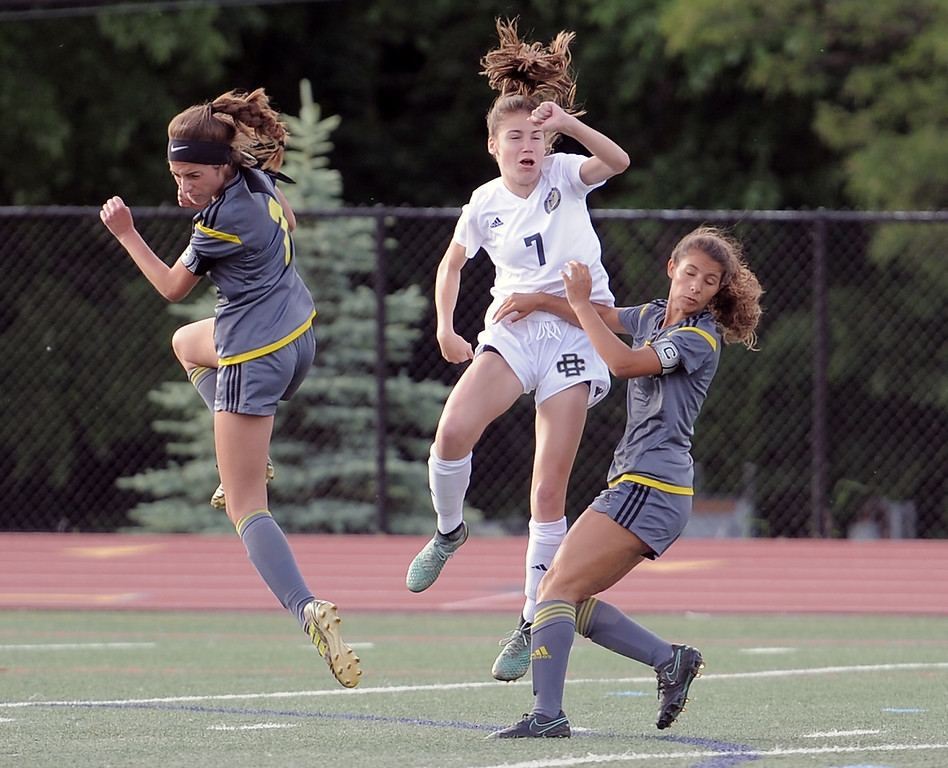 . Detroit Country Day defeated Lutheran North 3-1 on June 5, 2018. MACOMB DAILY PHOTO GALLERY BY DAVID DALTON