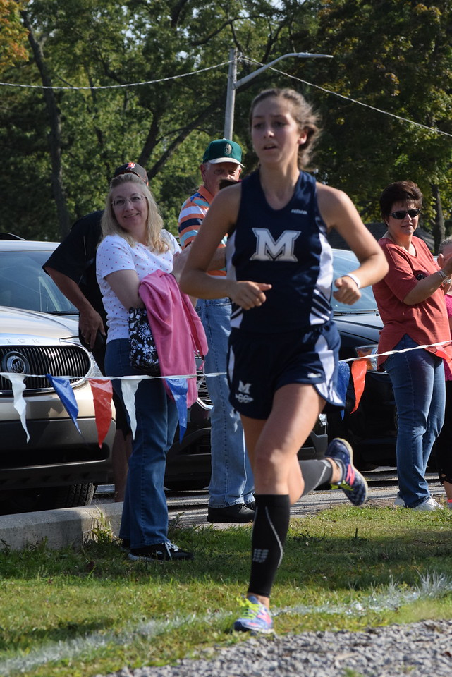 MAC Blue Division cross country teams ran their first jamboree of the season at Marysville Park on Sept. 12, 2017. THE MACOMB DAILY PHOTO GALLERY BY GEORGE POHLY