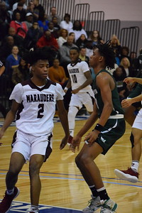 New Haven beat Warren-Mott, 84-50, in a boys MAC White Division basketball game January 8, 2019. THE MACOMB DAILY PHOTO GALLERY BY CHUCK PLEINESS
