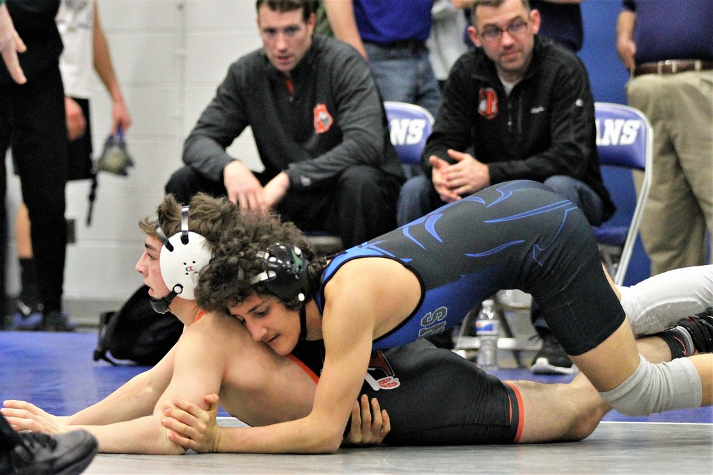 . The division 2 individual regional was hosted by Warren Woods-Tower on February 17, 2018.  THE MACOMB DAILY PHOTO GALLERY BY GEORGE SPITERI