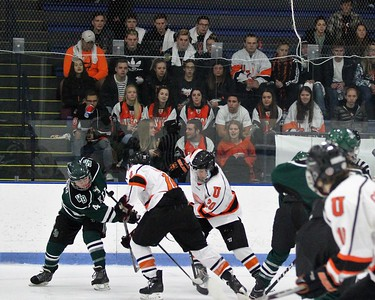 Utica and West Bloomfield hockey at Suburban Ice Arena on Friday, November 17, 2017. Macomb Daily Photo Gallery by George Spiteri.