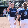 Richmond advanced to the state Division 2 championship game with a 4-2 victory over Escanaba in a semifinal at Michigan State University on June 15, 2017. (MIPrepZone photo gallery by George Pohly)