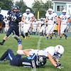 Richmond defeated Cros-Lex 29-26 in a BWAC football game on September 9, 2016. (MIPrepZone photo gallery by Kevin Lozon)
