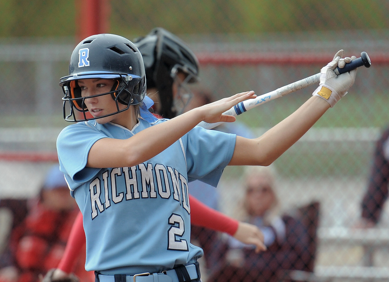Romeo vs Richmond  on May 13, 2018. MACOMB DAILY PHOTO GALLERY BY DAVID DALTON