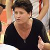 Romeo coach Connie Hernden Romeo High girls varsity basketball coach Connie Hernden has won 200 games at her alma mater. (MIPrepZone photo gallery)