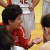 Romeo High girls varsity basketball coach Connie Hernden has won 200 games at her alma mater. (MIPrepZone photo gallery)