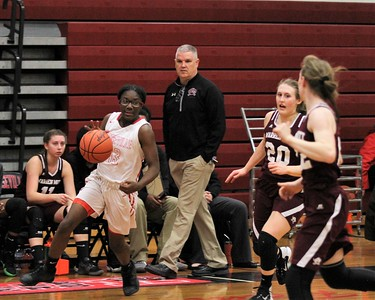 Warren-Mott traveled to Roseville for a MAC Silver game on January 10, 2019. Digital First Media Gallery by George Spiteri.