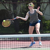 Tennis at Stevenson High School on May 11, 2017. (MIPrepZone photo gallery by David Dalton)