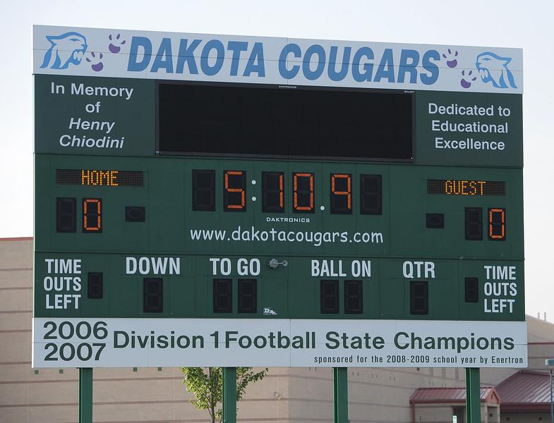 The Dakota High School football team gets ready for the 2017 season. THE MACOMB DAILY PHOTO GALLERY BY DAVID DALTON