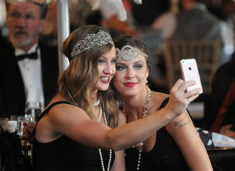 The Great Gatsby fundraising gala at the Packard Proving Grounds in Shelby Township featured a Roaring '20s theme, complete with music and attire from the era. David Dalton - For The Macomb Daily