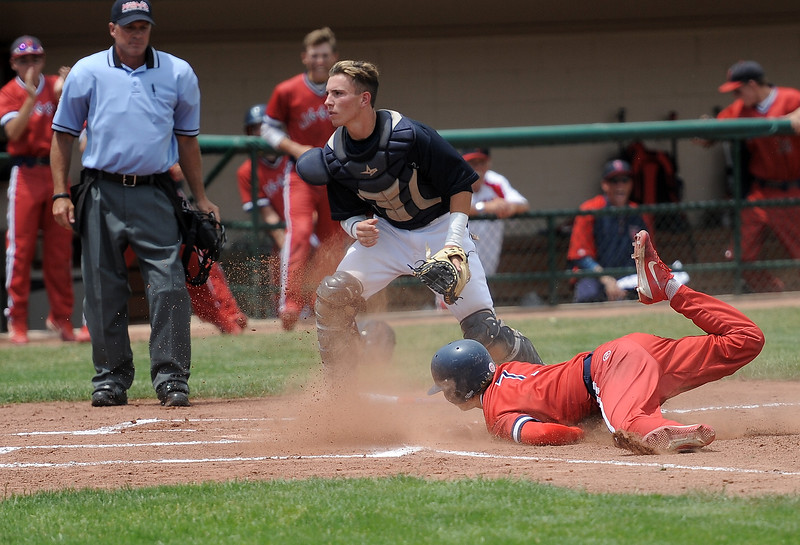 University Liggett wins over Stevenson 6-0 on June 13, 2017. (MIPrepZone photo gallery by David Dalton)