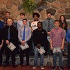The all-Macomb County Division II-III-IV wrestling team. (MIPrepZone photo by Matthew B. Mowery)