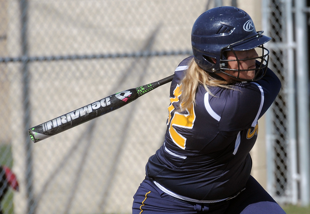 . Softball Lincoln vs Clintondale at Clintondale High School on April 14, 2016.(MIPrepZone photo gallery by David Dalton)