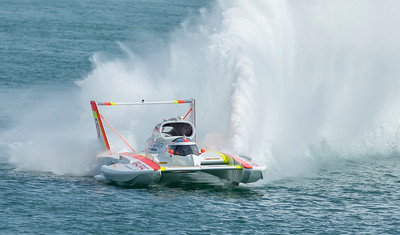MD hydroplane racing on Detroit River - JRC-Oakland