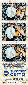 Thanks everyone for stopping by and snapping photos with us at the auction! We'll see you out on the golf course tomorrow!  Looking for a photo booth for your next event? Head to bluebuscreatives.com for more info!