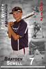 MAP-Baseball-Poster-Brayden-Sewell-7-gray-12x18