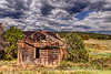 Hwy-3-NM-Old-House-Clouds