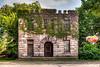 Historic Franklin County Jail, Ozark, AR along the Arkansas River
