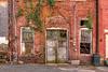 Downtown Ozark, Ar alley #1
