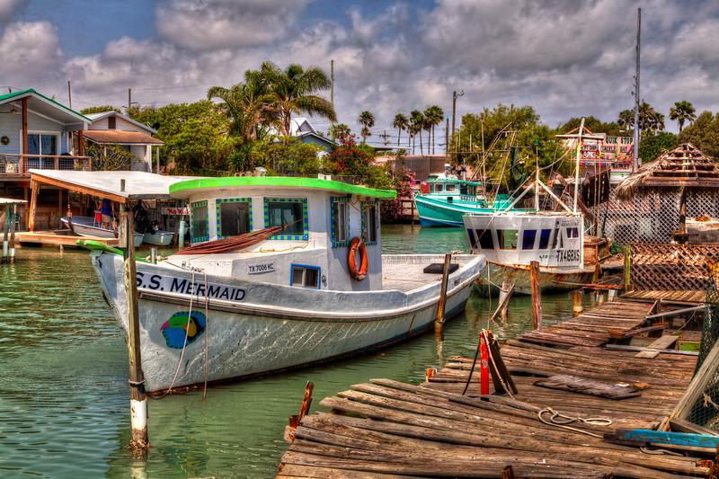 SS Minnow, Port Isabel, Texas