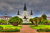 Historic Jackson-Square, New Orleans