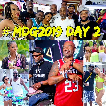 #MDG2019 DAY 2 PICS @  LIFE STYLE RESORTS 5-24-19