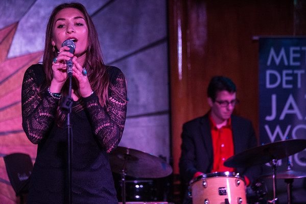 Metro-Detroit Jazz Workshop -Vocalist Sessions at Cliff Bell's - 7-18-2016