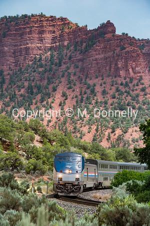 Near Red Dirt Bridge, Colorado River Canyon, CO