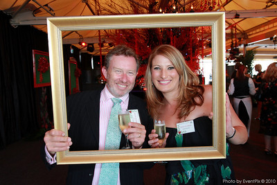 David Addison and Rebecca Innes (Avanti Events)