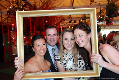 Simone Liu and David Docherty (Opera Point), Sophie Hendrix and Shae Martin (AIH Group)