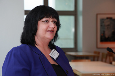 Tania Goodacre (MEA ACT chair)