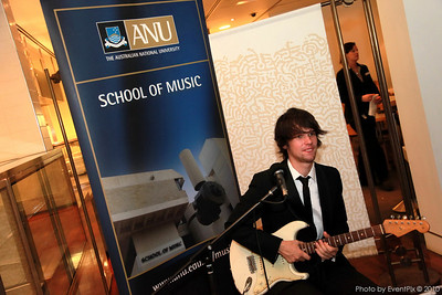 ANU School of Music Jazz student