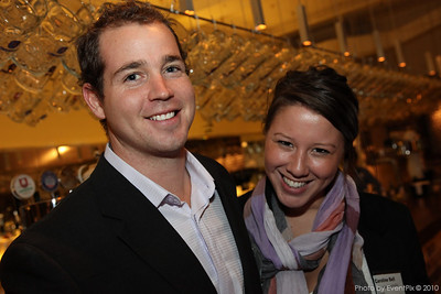 Grant Purcell (Sydney Princess Cruises) and Caroline Bell (BHG)