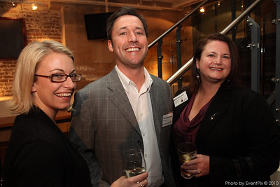 Lisa Andrews, Christopher Lazzari and Shari Carr