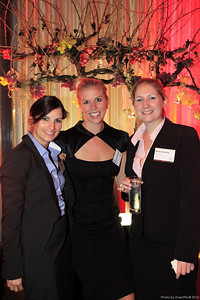 Nicole Stefanutto, Alix Roberts-Thomson and Anna Cashin