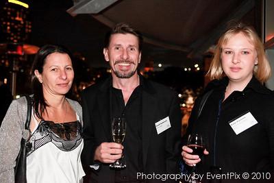 Marena Cosmas, Geoff Anderson & Kate Parsons