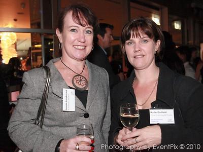 Joanna Cruickshank & Kylie Catford