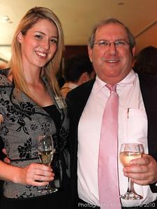 Kimberley Judge & Ken Taylor
